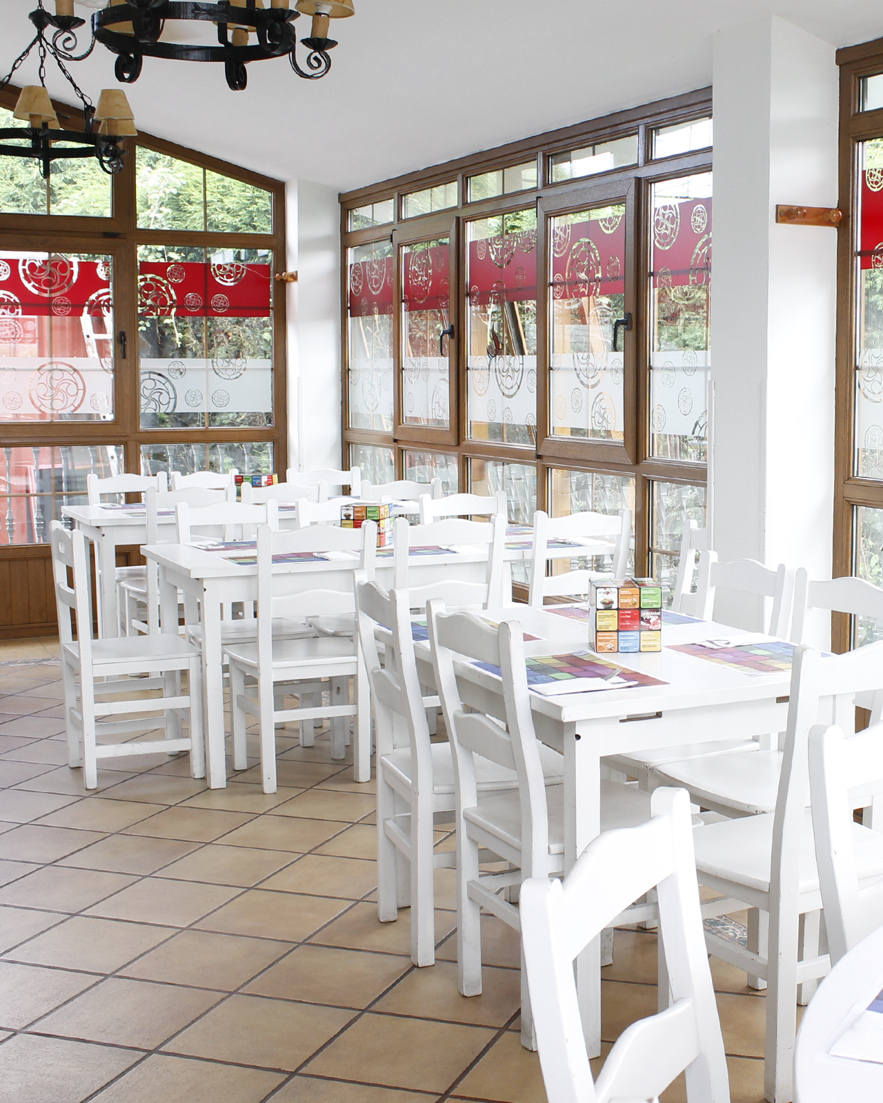 El restaurante | La Cachopería
