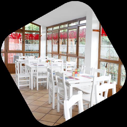 Conoce la Cachopería | Interior del restaurante