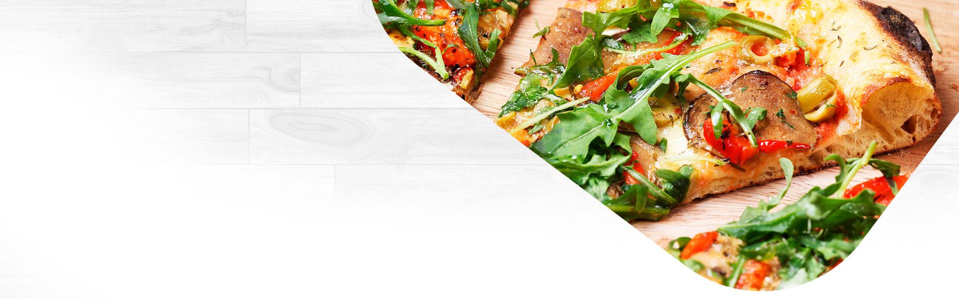 Pizzas totalmente personalizadas en la Cachopería Avilés